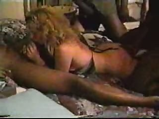 Blonde white wife with black men - Homemade Interracial Cuckold