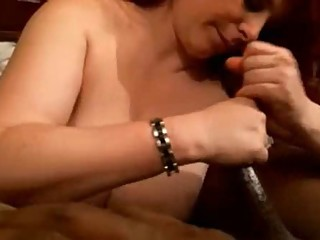 IR cuckold 3some fuck, suck fest with cum shot