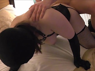 Wife gets satisfaction from cock