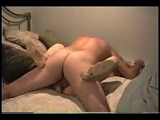 Well hung lover makes hot wife cum