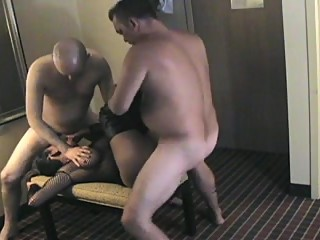 Shared wife and cuckold husband