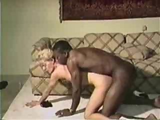 Classy white wife with black guy