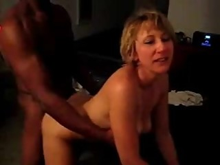 White wife gets fucked from a BBC