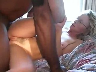 Wife Cathy takes double vaginal affairs