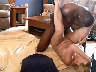 Cuckold Films his Mature White Wife Fucking BBC